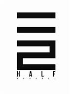 1/2 HALF APPAREL