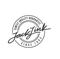 JACK LINK FAMILY QUALITY GUARANTEE SINCE 1885