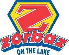 Z ZORBAZ ON THE LAKE