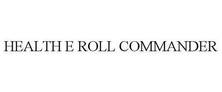 HEALTH E ROLL COMMANDER