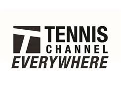 T TENNIS CHANNEL EVERYWHERE