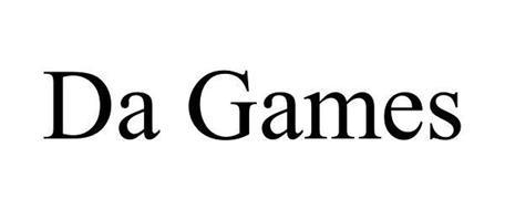 DA GAMES