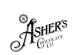 CA ASHER'S CHOCOLATE CO