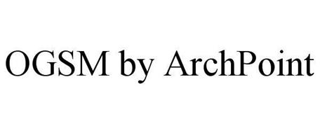 OGSM BY ARCHPOINT