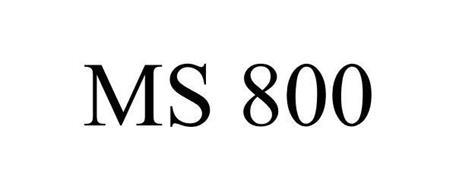 MS 800