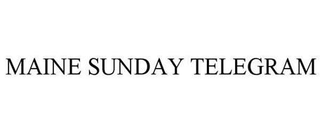 MAINE SUNDAY TELEGRAM