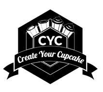CYC CREATE YOUR CUPCAKE