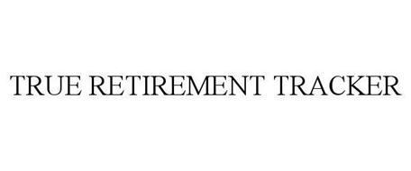 true retirement tracker trademark of blackrock inc serial number