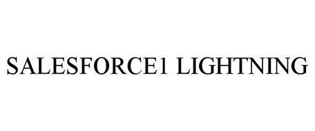 SALESFORCE1 LIGHTNING