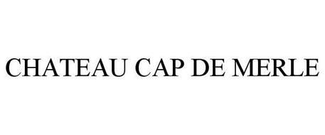CHATEAU CAP DE MERLE