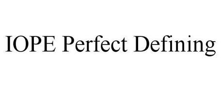 IOPE PERFECT DEFINING
