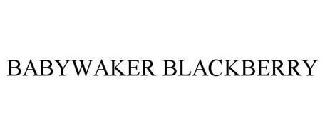 BABYWAKER BLACKBERRY