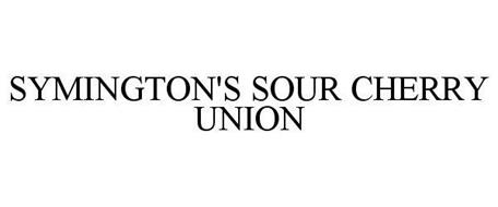 SYMINGTON'S SOUR CHERRY UNION