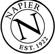 N NAPIER EST. 1922