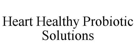 HEART HEALTHY PROBIOTIC SOLUTIONS