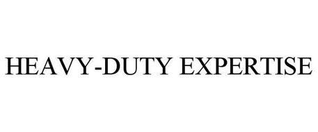 HEAVY-DUTY EXPERTISE