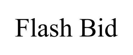 FLASH BID