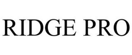 RIDGE PRO