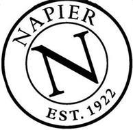 NAPIER N EST. 1922