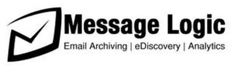 MESSAGE LOGIC EMAIL ARCHIVING EDISCOVERY ANALYTICS