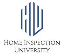 HIU HOME INSPECTION UNIVERSITY