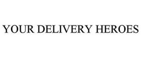 YOUR DELIVERY HEROES