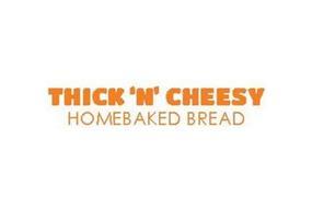 THICK 'N' CHEESY HOMEBAKED BREAD