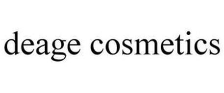 DEAGE COSMETICS