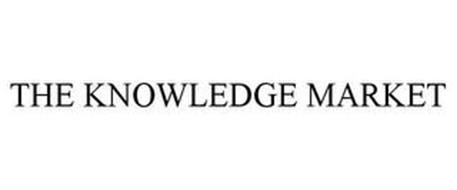 THE KNOWLEDGE MARKET