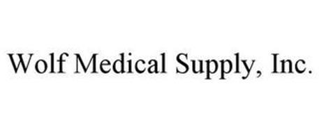 WOLF MEDICAL SUPPLY, INC.