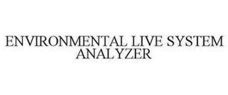 ENVIRONMENTAL LIVE SYSTEM ANALYZER