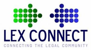 LEX CONNECT CONNECTING THE LEGAL COMMUNITY