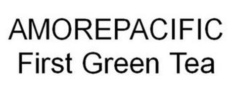 AMOREPACIFIC FIRST GREEN TEA