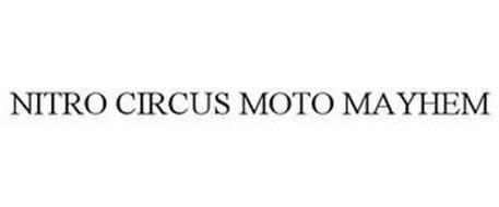 NITRO CIRCUS MOTO MAYHEM