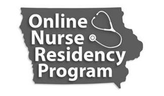 ONLINE NURSE RESIDENCY PROGRAM