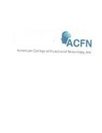 ACFN AMERICAN COLLEGE OF FUNCTIONAL NEUROLOGY, INC.