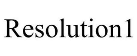 RESOLUTION1