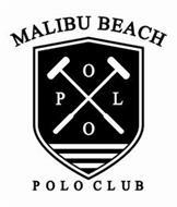 MALIBU BEACH POLO CLUB P O L O