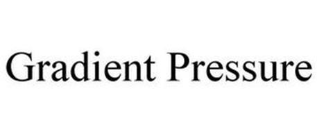 GRADIENT PRESSURE