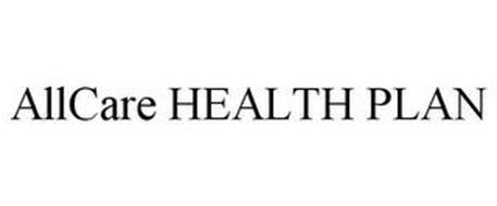 ALLCARE HEALTH PLAN