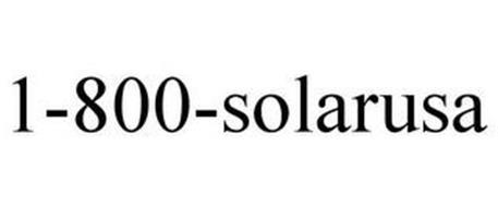 1-800-SOLARUSA