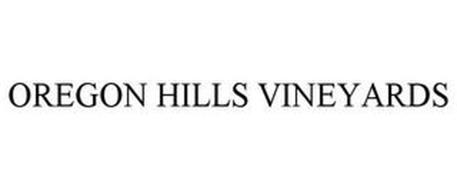 OREGON HILLS VINEYARDS