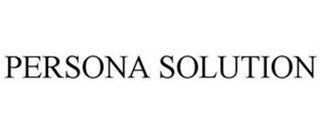 PERSONA SOLUTION