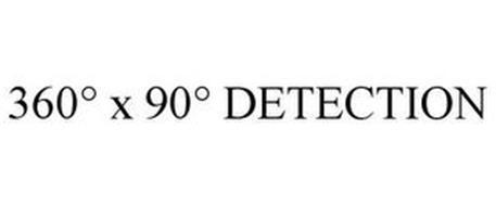 360° X 90° DETECTION