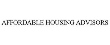 AFFORDABLE HOUSING ADVISORS