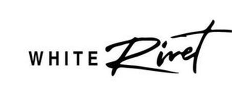 WHITE RIVET