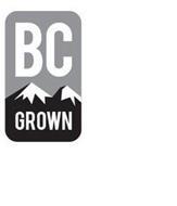 BC GROWN