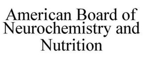 AMERICAN BOARD OF NEUROCHEMISTRY AND NUTRITION