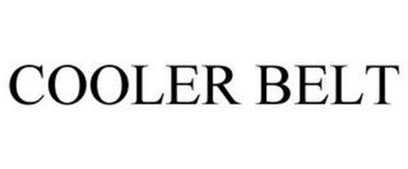 COOLER BELT
