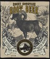 ROCKY MOUNTAIN ROOT BEER ROCKY MOUNTAIN SODA CO. HANDCRAFTED SODA POP